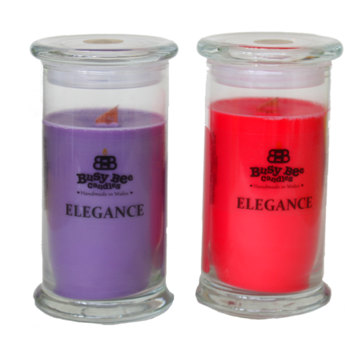 Coconut Breeze Large Elegance Candle