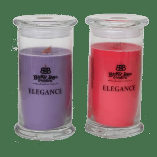 Lilac Mist Large Elegance Candle