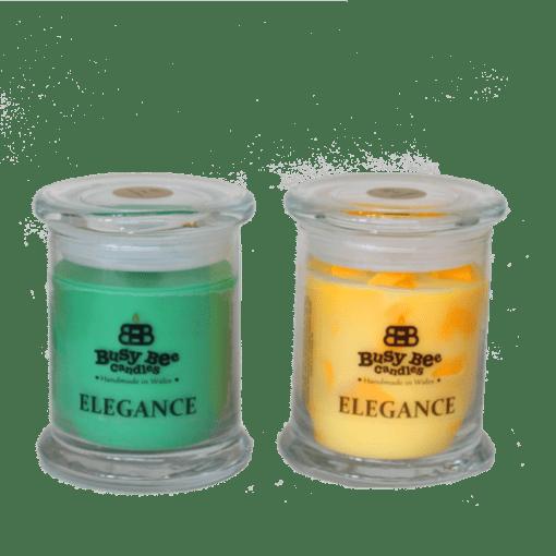 Lilac Mist Medium Elegance Candle