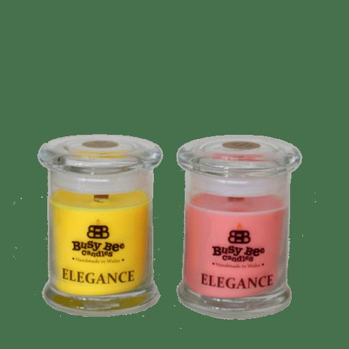 Cinnamon Buns Small Elegance Candle