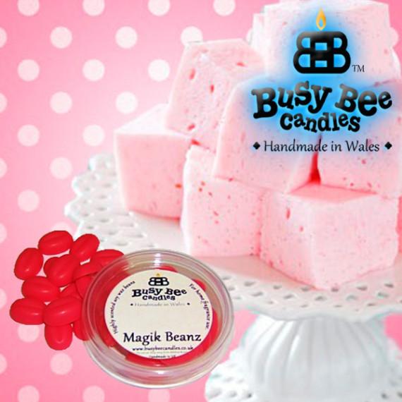 Pink Candy Magik Beanz