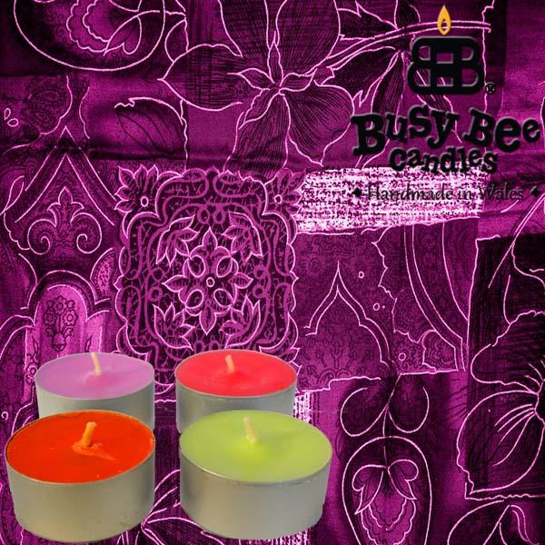 Patchwork Heaven Scented Tea Lights