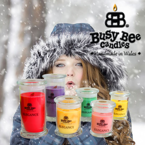 Winters Breath Elegance Scented Candles