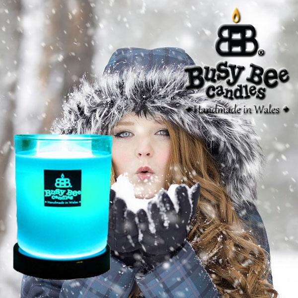 Winters Breath Magik Candle