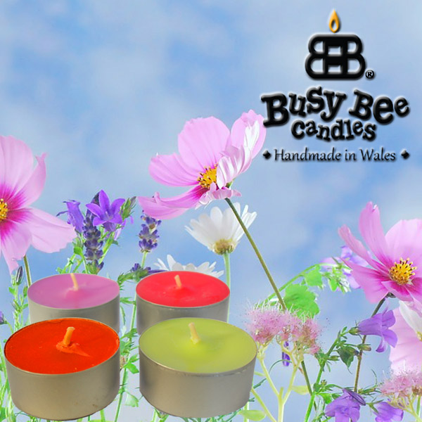 Spring Day Scented Tea Lights