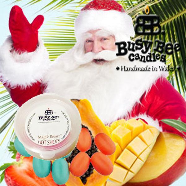 Caribbean Christmas Hot Shots