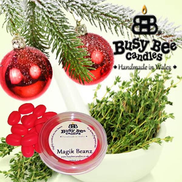 Christmas Thyme Magik Beanz