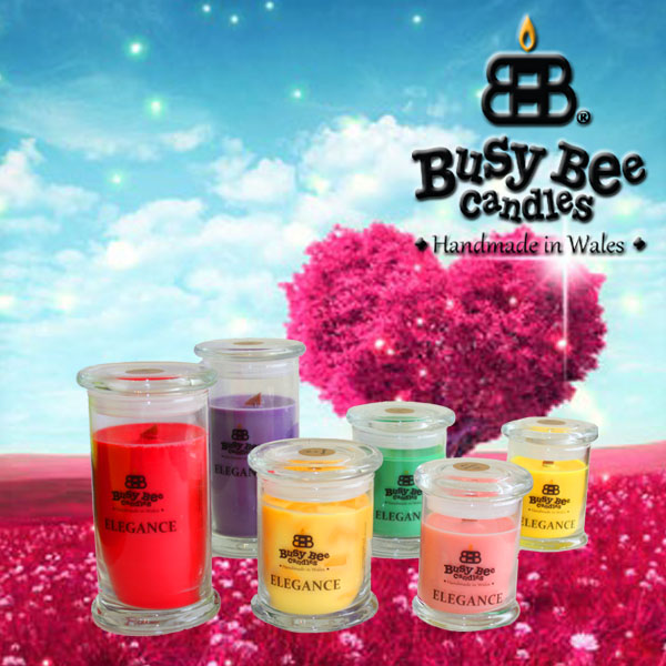 Endless Love Elegance Scented Candles