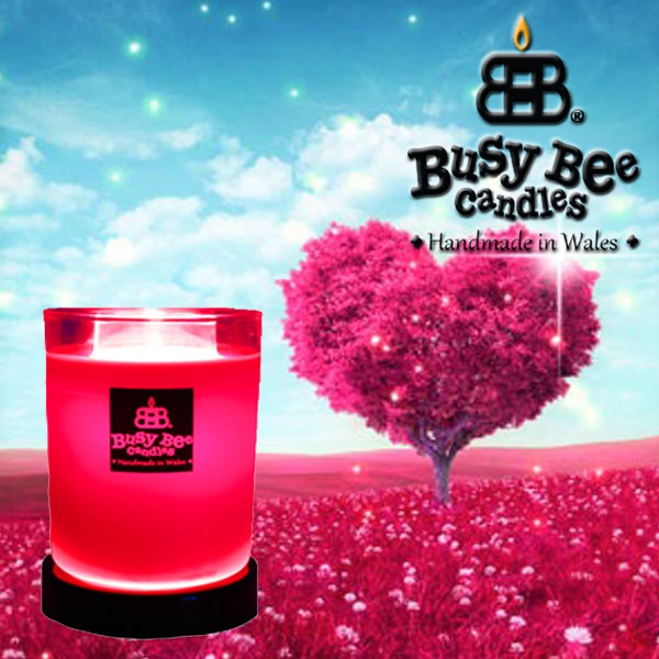 Endless Love Magik Candle