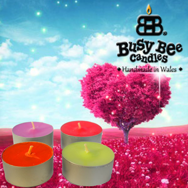 Endless Love Scented Tea Lights