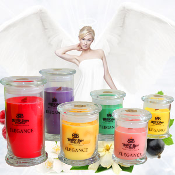 Angel Elegance Candles