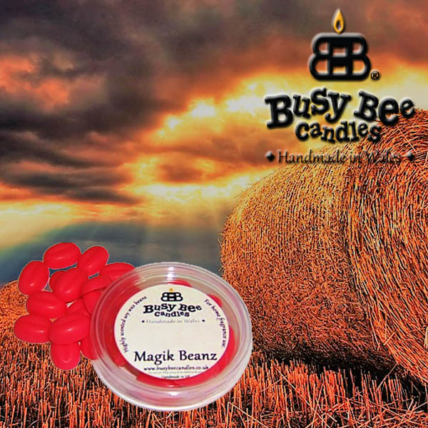 Harvest Gold Magik Beanz