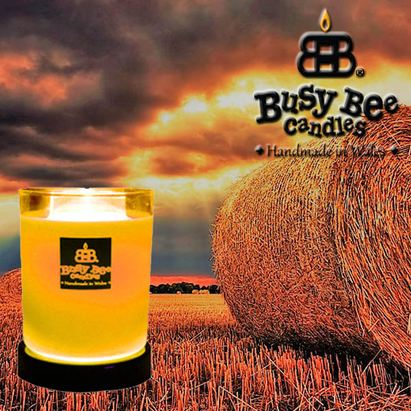 Harvest Gold Magik Candle
