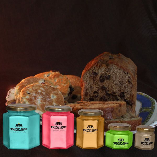 Bara Brith Candles