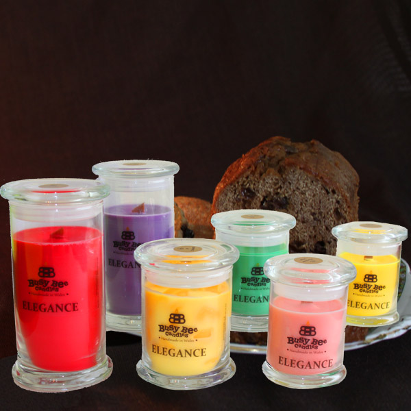 Bara Brith Elegance Candles