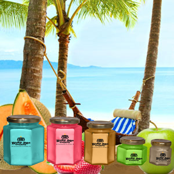 Beach Bum Candles