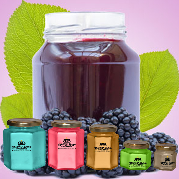 Bramble Jelly Scented Candles Collection