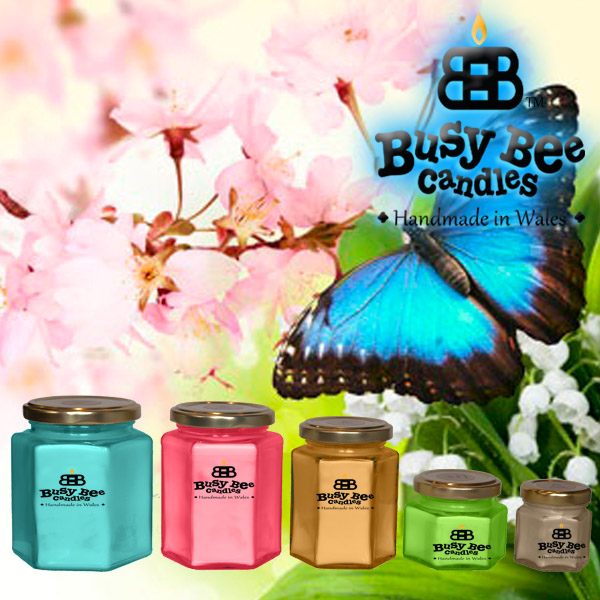 Butterfly Hugs Candles
