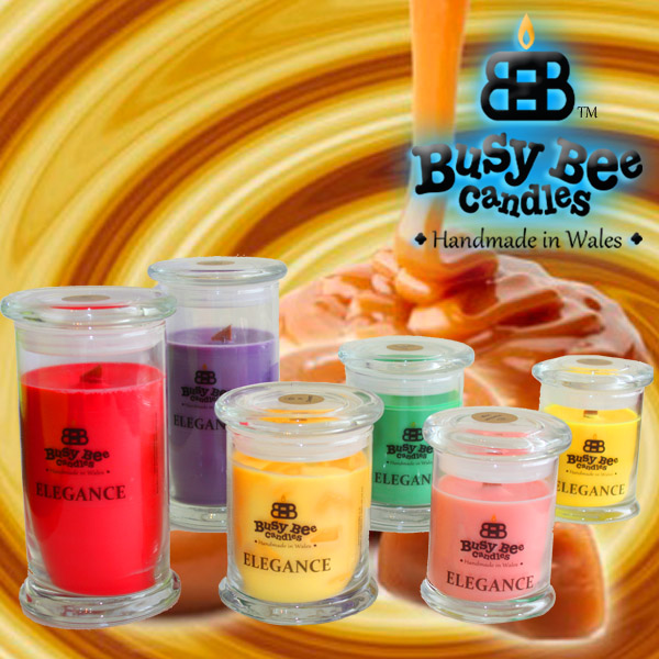 Butterscotch Bliss Elegance Candles