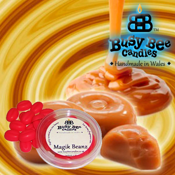 Butterscotch Bliss Magik Beanz