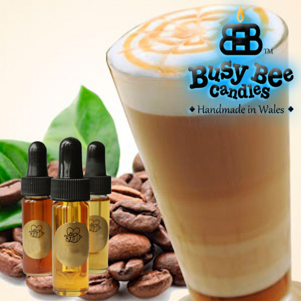 Caramel Coffee Fragrance Oil