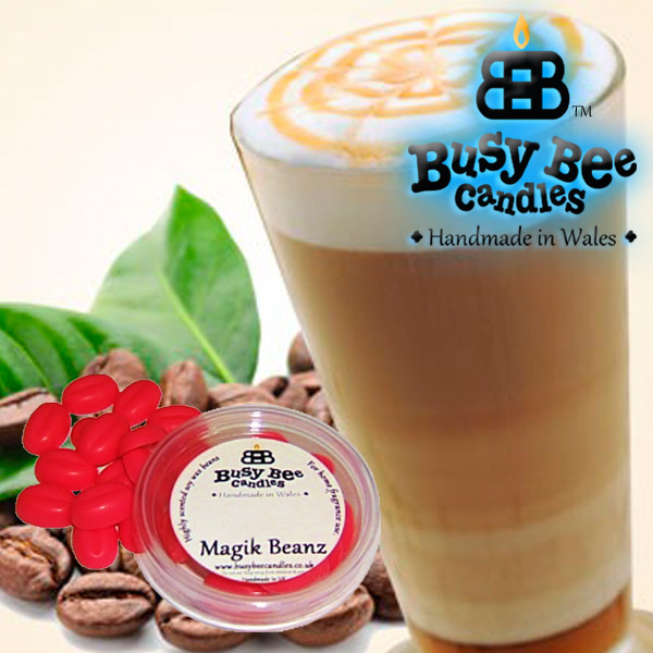 Caramel Coffee Magik Beanz