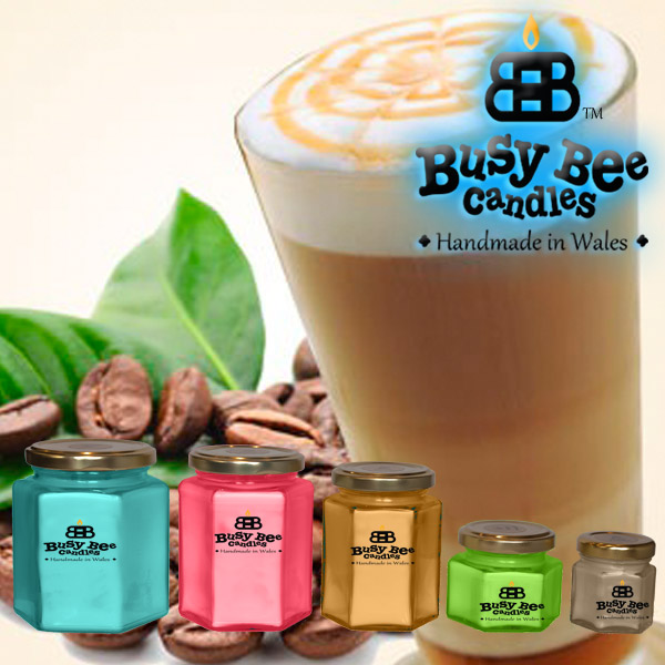 Caramel Coffee Small Candle