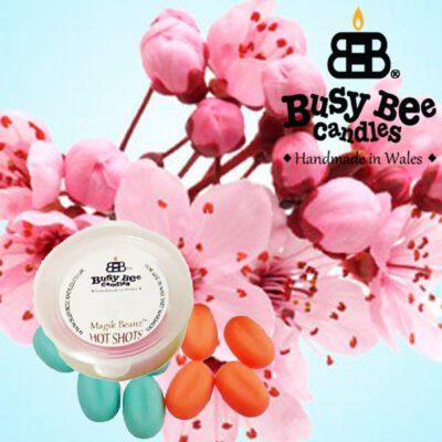 Cherry Blossom Hot Shots