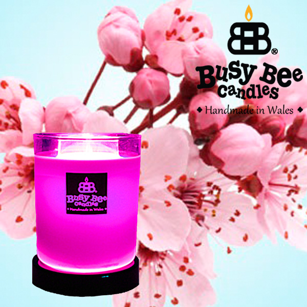 Cherry Blossom Magik Candle