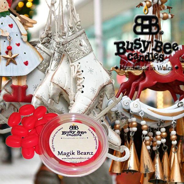 Christmas Fayre Magik Beanz