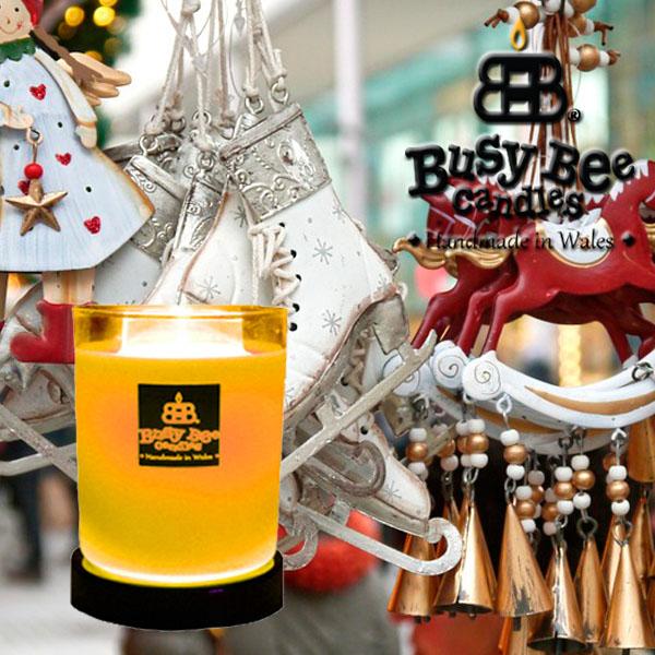 Christmas Fayre Magik Candle