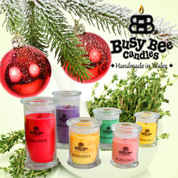Christmas Thyme Elegance Scented Candles