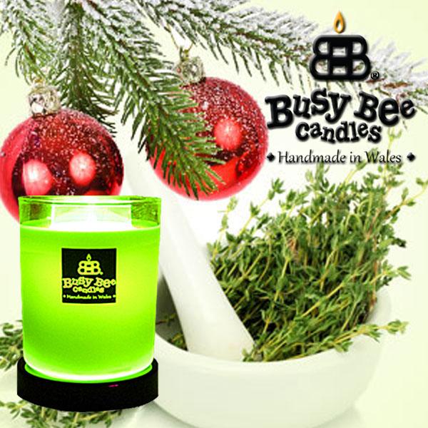 Christmas Thyme Magik Candle
