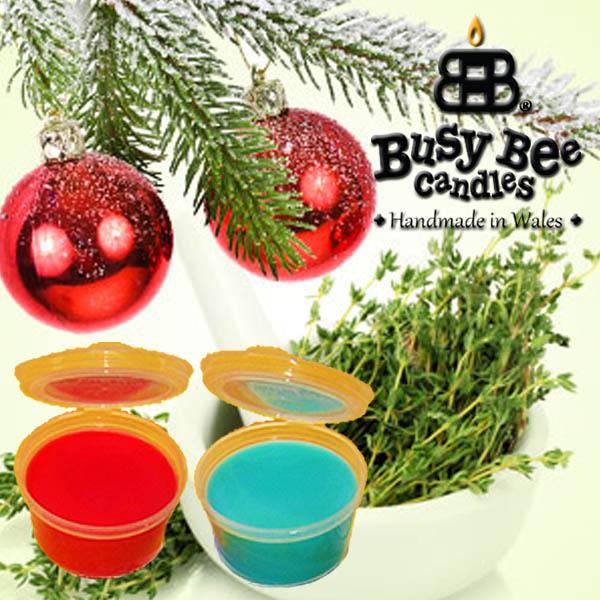 Christmas Thyme Wax Tart