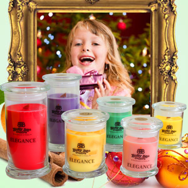 Christmas Wish Elegance Candles