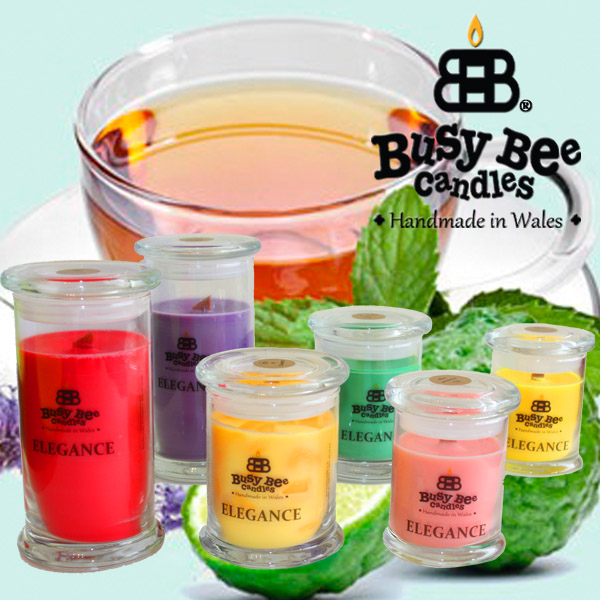 Citrus N Herb Elegance Scented Candles