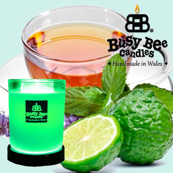 Citrus N Herb Magik Candle