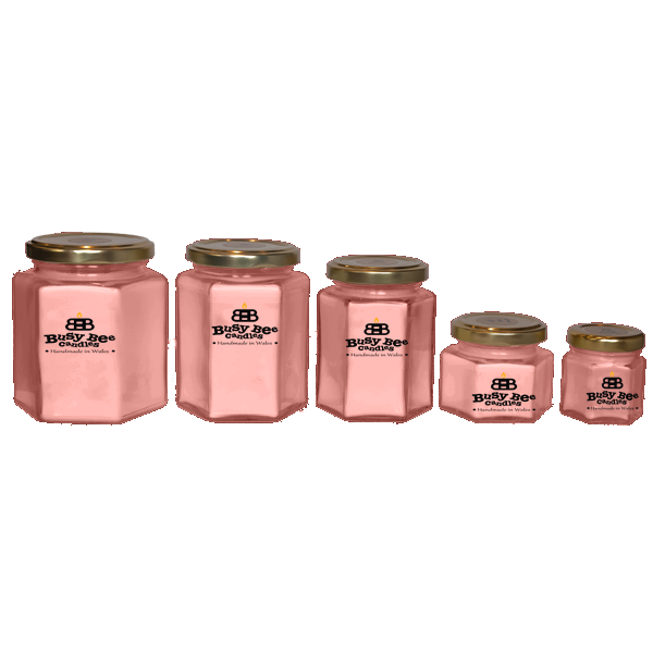 Coconut Rose Candles