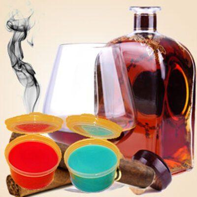Cognac And Cubans Wax Tart