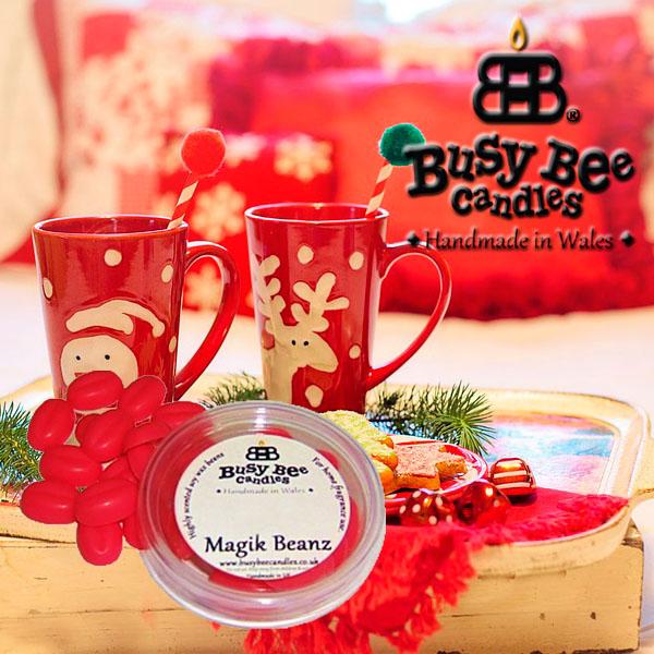 Cozy Christmas Magik Beanz