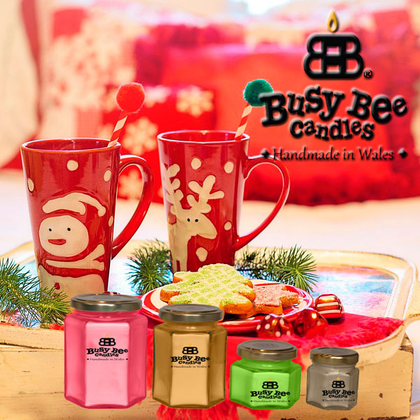 Cozy Christmas Classic Scented Candles