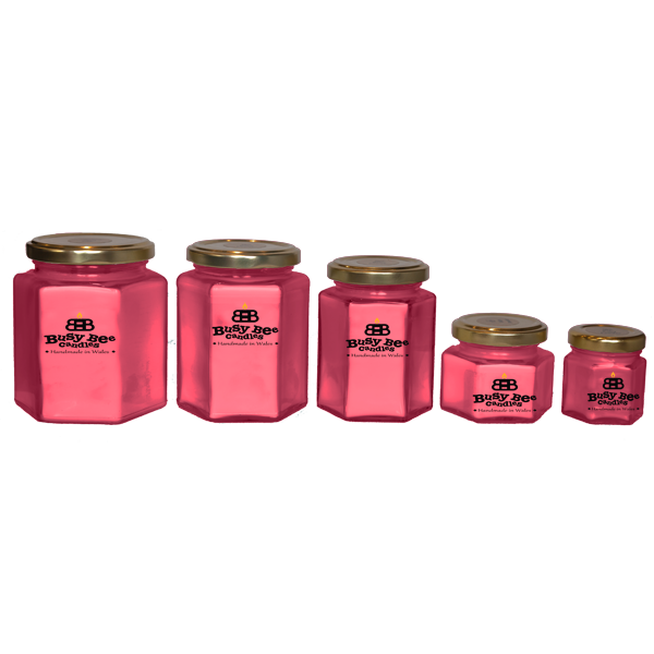 Cranberry Crush Candles