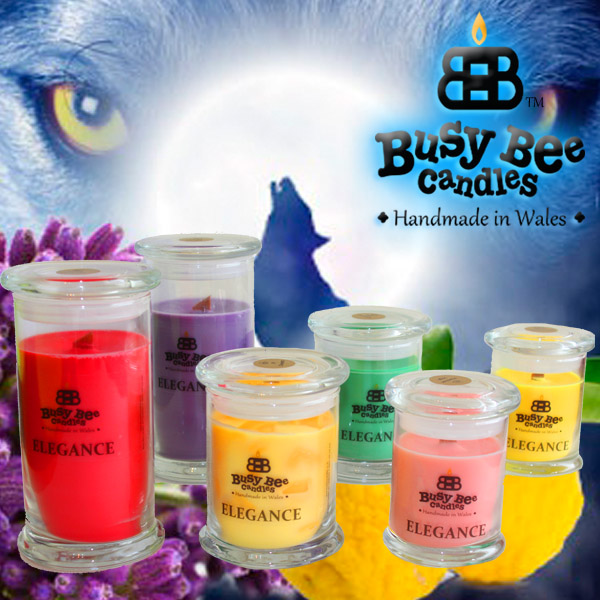 Full Moon Elegance Candles