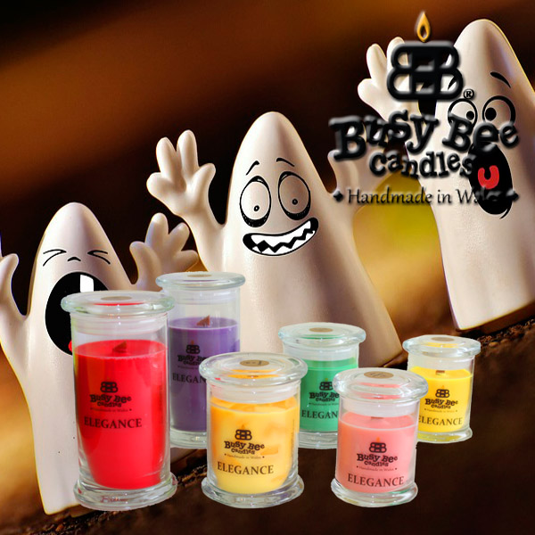 Ghost Buster Elegance Scented Candles