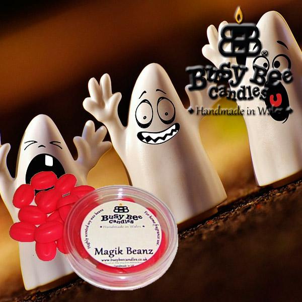 Ghost Buster Magik Beanz