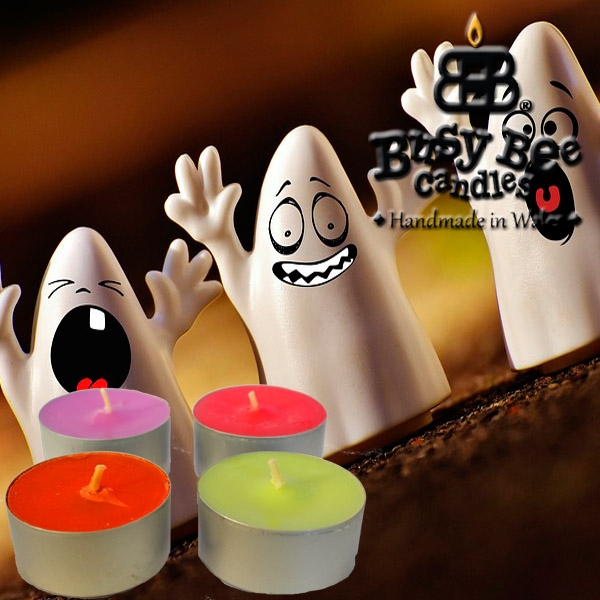 Ghost Buster Scented Tea Lights