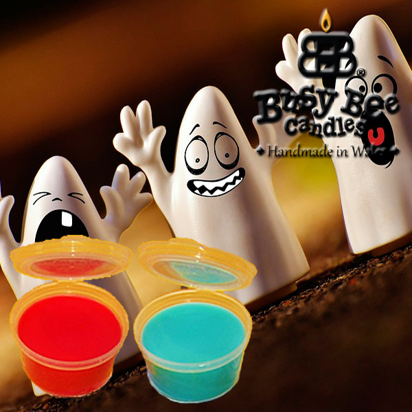 Ghost Buster Wax Tart