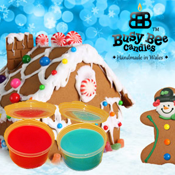 Ginger Christmas Wax Tart