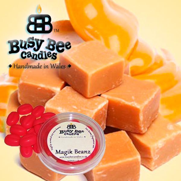 Golden Caramel Magik Beanz