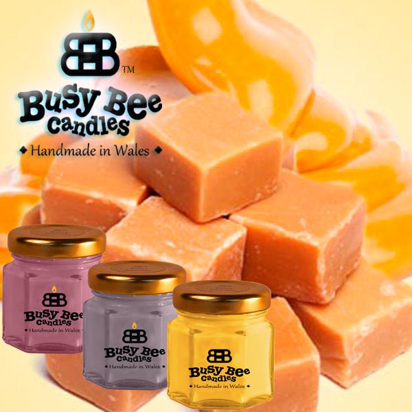 Golden Caramel Mini Me Candle
